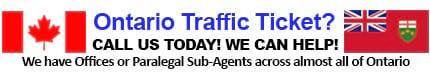 Ontario Traffic Ticket Defenders