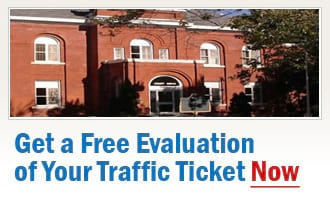 Bracebridge Traffic Tickets & Bracebridge Speeding Ticket Defence