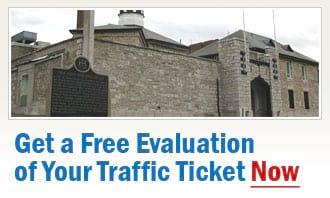 Simcoe Traffic Tickets & Simcoe Speeding Ticket Defence
