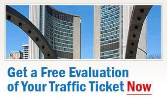 Toronto Traffic Tickets & Toronto Traffic Speeding Defence