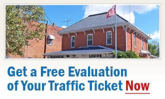 Blenheim Traffic Tickets