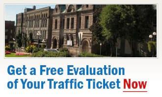 Brockville Traffic Tickets