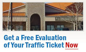Burlington Traffic Tickets