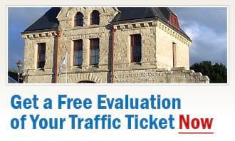 Goderich Traffic Tickets
