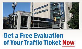 Hamilton Traffic Ticket