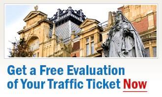 Leamington Traffic Tickets