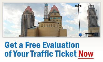 Mississauga Traffic Tickets