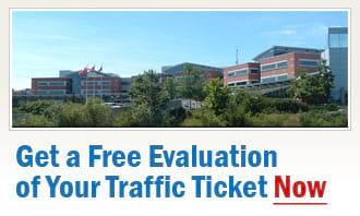 Orillia Traffic Ticket