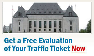 Ottawa Traffic Tickets