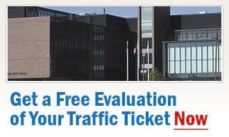 Vaughan Traffic Tickets